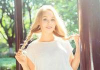 西安最美洋學生麗娜寫真