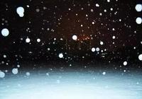 詩:雪夜訪友