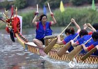 貴州鬆桃:端午節 賽龍舟