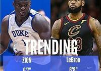 鵜鶘狀元蔡恩-威廉森真的可以成為NBA下一個詹姆斯嗎?這兩人差距在哪裡?