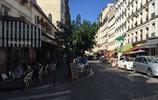 旅行攻略巴黎瑪萊區旅遊遊記 巴黎最為繁華的區域