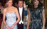 戴安娜王妃留給兒媳婦凱特王妃的珠寶,每件都很奪目