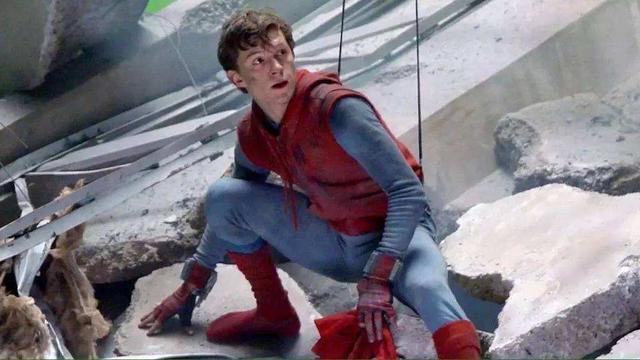 漫威蜘蛛俠幕後:荷蘭弟條件優越,很少用替身,導演稱撿到寶了!