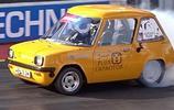 改裝電動老爺車獲得加速賽冠軍,特斯拉都要主動讓道