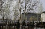 春天的吉林鐵路職業技術學院一片生機