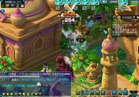夢幻西遊:五開之間的競爭很激烈,兩位五開玩家為了幫貢而廝殺!