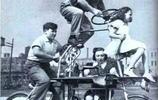 老照片:那些稀奇古怪的自行車,沒有最奇葩只有更奇葩!