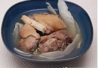 養生藥膳(玉竹沙蔘燜老鴨)