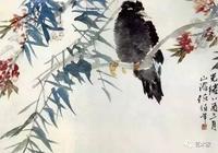 任伯年:花鳥
