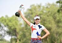 樂卡克北京女子精英賽 石昱婷-16杆破紀錄奪女子中巡第二冠