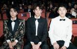 極度舒適的明星同框,李易峰為朱一龍慶生,吳亦凡黃子韜相視一笑