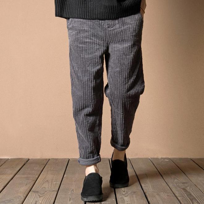 """整整尋了7天,才尋到的""""雪地褲"""",顯瘦賊保暖,怎麼穿都好看"""