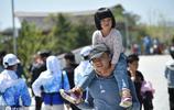 北京世園會值不值得去,遊客表情告訴你答案,2條路線避開人海