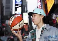 校園籃球助力·中美交流加強·中國女籃崛起 ——專訪登陸WNBA的中國女籃中鋒韓旭