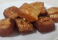 舌尖上的美味——徐州小吃蜜三刀!