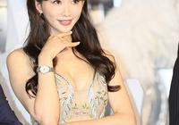 林志玲頭戴皇冠穿長裙似公主,23歲的臉,43歲的身材?