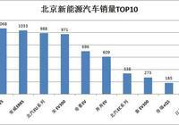 京滬津哪些新能源汽車最火?8月區域銷量點評