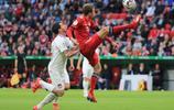 足球——德國杯:拜仁慕尼黑晉級四強