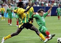 004美金盃:薩爾瓦多vs牙買加