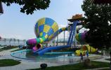 松花湖五虎島水上樂園6月17日試營業了