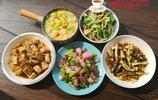 武漢普通三口之家週末午餐,四菜一湯28元,雖花錢不多卻吃得舒心
