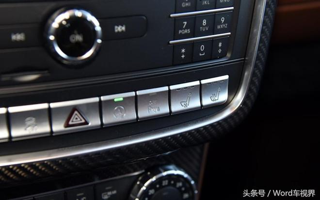 豪華暴力的硬派SUV,奔馳G級AMG G63