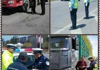 通化交警支隊輝南大隊組織開展大貨車集中專項整治行動