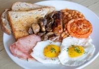 英國遊 – 最典型的英國餐 (1)