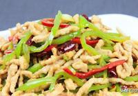 簡單2步學會青椒炒肉,炒肉前一定要這樣處理,不然又柴又不入味