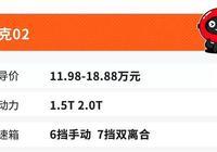 中國版寶馬X6,公認的幾款國產最帥轎跑SUV,誰更值得買?