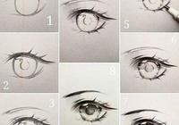 乾貨!手繪動漫眼睛的繪畫教程|教你get不同風格眼睛的畫法