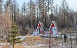 你沒看錯,這小房子就是內蒙古大興安嶺沿途公廁,感覺怎麼樣?