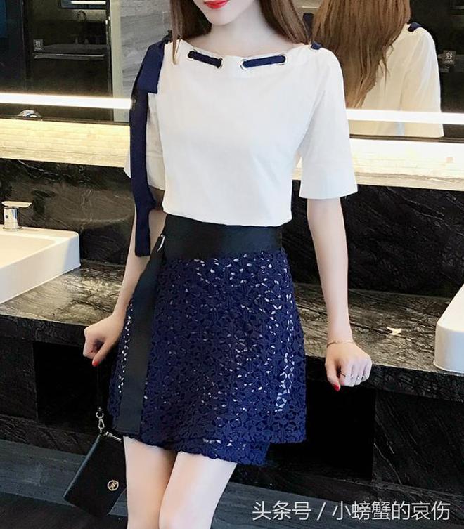 開學要怎麼穿才能讓同學眼前一亮?洋氣時髦的套裝裙最合適!顯瘦顯高,還襯白膚色!讓你成為焦點!