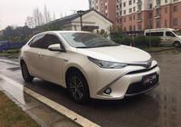 豐田雷凌,把車當白菜賣了?也太划算了吧!