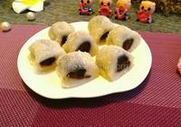 豆沙糯米卷