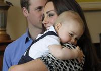 凱特·米德爾頓展示了她最喜歡的喬治王子的照片!