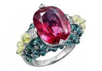 卡地亞Coloratura珠寶:色彩的盛宴 高貴和美麗最完美的結合