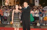 著名導演陳凱歌和陳紅組圖,陳凱歌大陳紅16歲卻不顯老!