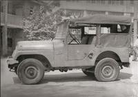 解密@中國第一輛吉普車