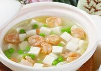 美食豆腐:蝦仁豆腐,好吃又營養