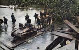 上色老照片:直擊鏡頭下真實的日軍,看看和電影中相比有何不同