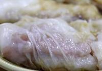 想吃腸粉自己在家做就行了,做法超簡單,味道不比外面賣的差!