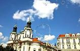 布拉格廣場風景