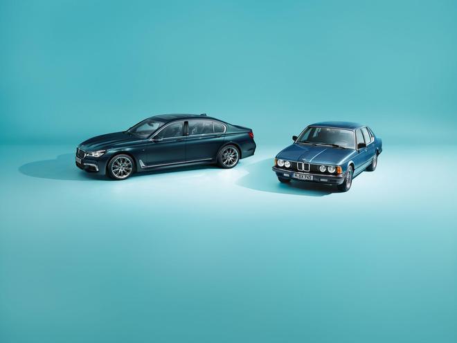 BMW 7系的宣傳大片