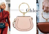 有一種包款的時尚流行元素,叫做金屬環!Chloe法式簡約情懷