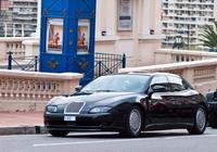 布加迪4門轎車,全球只有3臺,只有在這個國家能看見