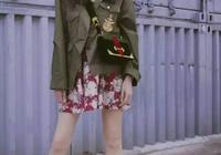 連衣裙加外套才是這個季節的潮搭