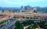 這是我國第二個擁有六環路的城市,耗資兩百多億,還串聯多個景區