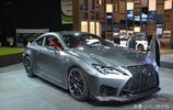 雷克薩斯RC-F碳纖維版 外觀動感運動  高性能豪華轎跑車