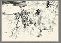 三國時期曹魏的典韋到底有多厲害?如果與趙雲大戰,有多少勝算?